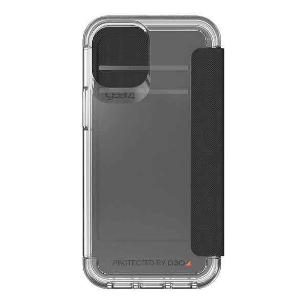 Case Gear4 D3O Wembley Flip IP12 Pro Max Clear 702006063