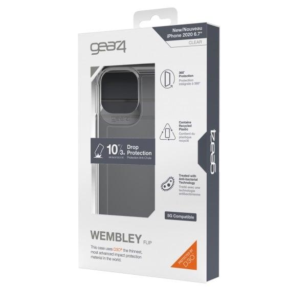 Hình ảnh Case Gear4 D3O Wembley Flip IP12 Pro Max Clear 702006063