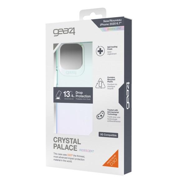 Hình ảnh Case Gear4 D3O Crystal Palace IP12 PRo Max Iridescent 702006065