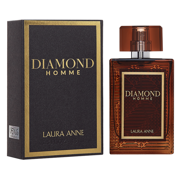 Nước Hoa Laura Anne Diamond Homme (Brown) 45ml (Store 5871,5873)