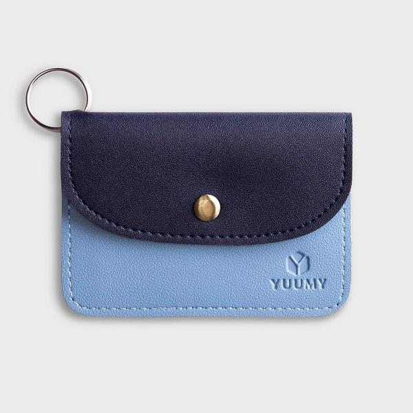Móc Khóa Thời Trang Yuumy Màu Xanh Đen YMK3X (Store 5703)