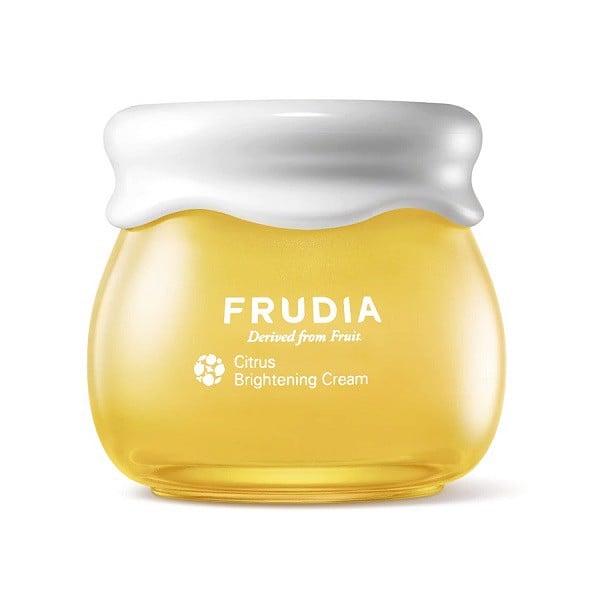 Kem Dưỡng Trắng Sáng Chiết Xuất Cam Quýt Frudia Citrus Brightening Cream 10g (Store 5871,5873)