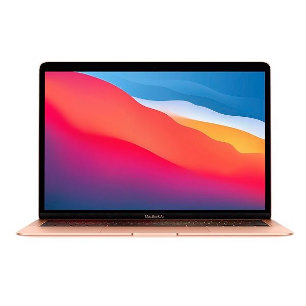 Laptop Macbook Air M1 8 CORE 8GB/256SSD/13.3 MGN93SA/A GOLD