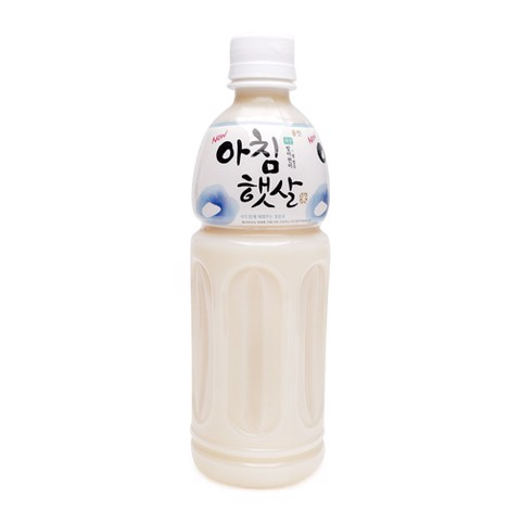 Nước Gạo Morning Rice Chai 500ml | Woongjin Morning Rice Drink 500ml