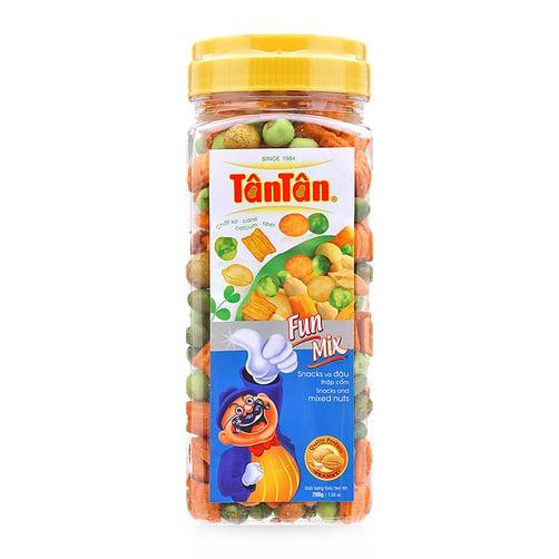Thập Cẩm Snack & Đậu Tân Tân 200g