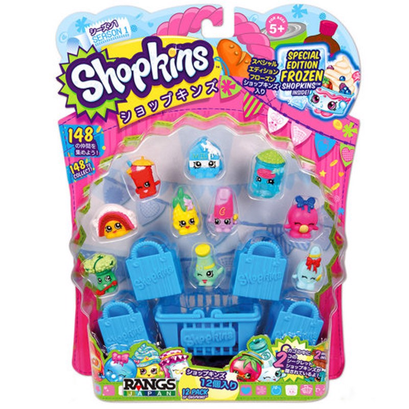 SHO56005 SHOPKINS BỘ 12 PACK SEASON 1