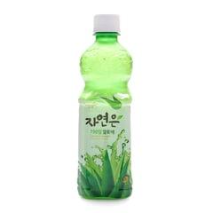 Nước Nha Đam 790 Ngày Woongjin Aloe 41% Chai 500ml | Woongjin 790-Day Aloe Drink 41%, 500ml