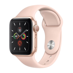 Đồng Hồ Apple Watch S5 40MM Gold ALU/PINK