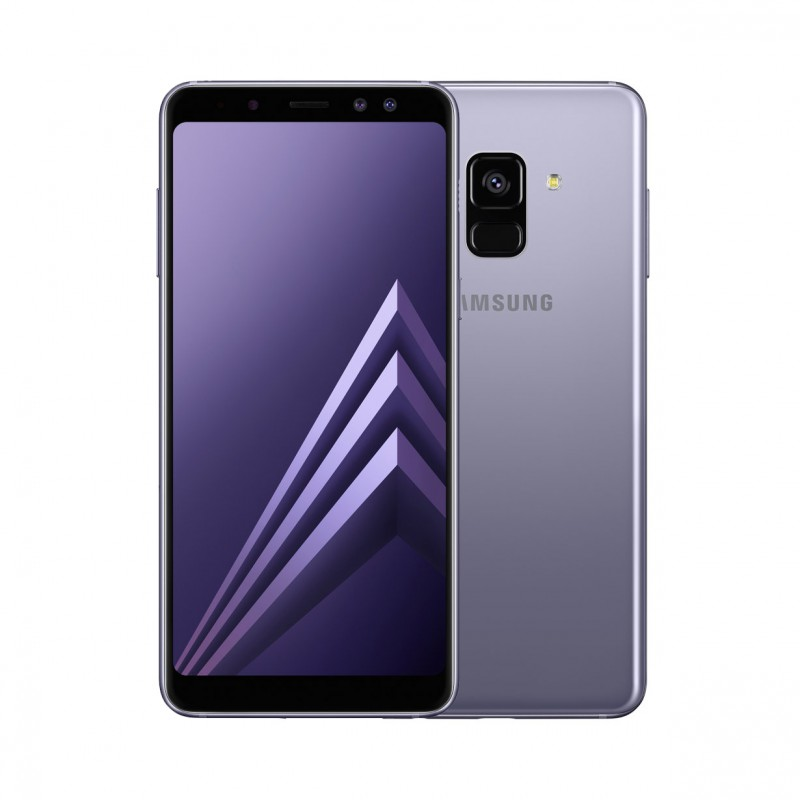 ĐIỆN THOẠI SAMSUNG A8 PLUS ORCHID GRAY - 3634654 , 04516293 , 261_1011953591 , 11990000 , DIEN-THOAI-SAMSUNG-A8-PLUS-ORCHID-GRAY-261_1011953591 , aeoneshop.com , ĐIỆN THOẠI SAMSUNG A8 PLUS ORCHID GRAY