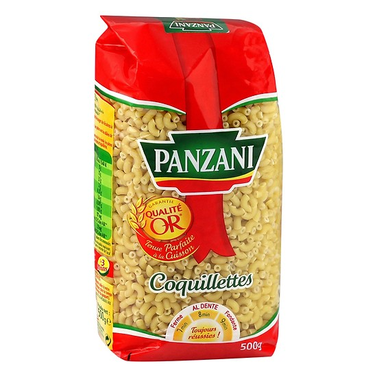 Nui Cong Coquillettes Panzani 500g - 10117208 , 04686217 , 261_1019507032 , 49900 , Nui-Cong-Coquillettes-Panzani-500g-261_1019507032 , aeoneshop.com , Nui Cong Coquillettes Panzani 500g
