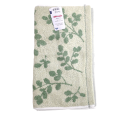 Khăn Mặt Cotton Home Coordy BGLEAF FT GN 34x80 100,6g