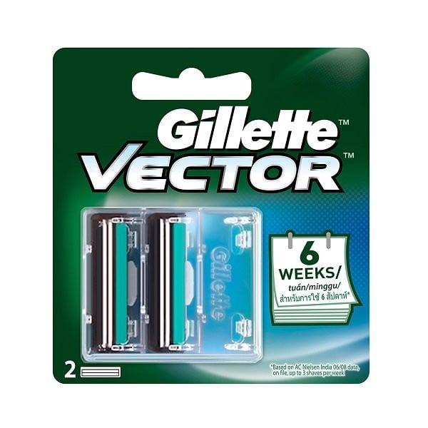 Lưỡi Dao Cạo Gillette Vector 2