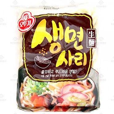 Mì Tươi Udon Sari 200G | Ottogi Fresh Noodles 200g