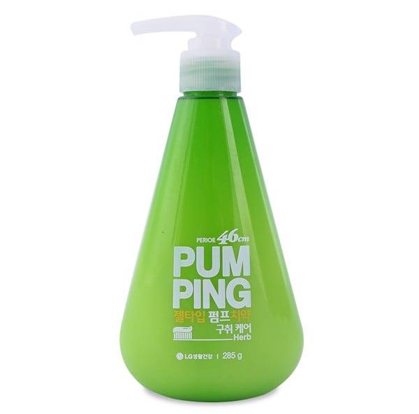 Kem Đánh Răng Perioe Pumping Herb Hương Thảo Dược 285g