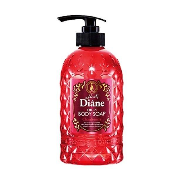 Sữa Tắm Tinh Dầu Nho Trắng Moist Diane Oil In Body Soap Chardonnay 500ml - 10117440 , 05391646 , 261_1020579432 , 225000 , Sua-Tam-Tinh-Dau-Nho-Trang-Moist-Diane-Oil-In-Body-Soap-Chardonnay-500ml-261_1020579432 , aeoneshop.com , Sữa Tắm Tinh Dầu Nho Trắng Moist Diane Oil In Body Soap Chardonnay 500ml
