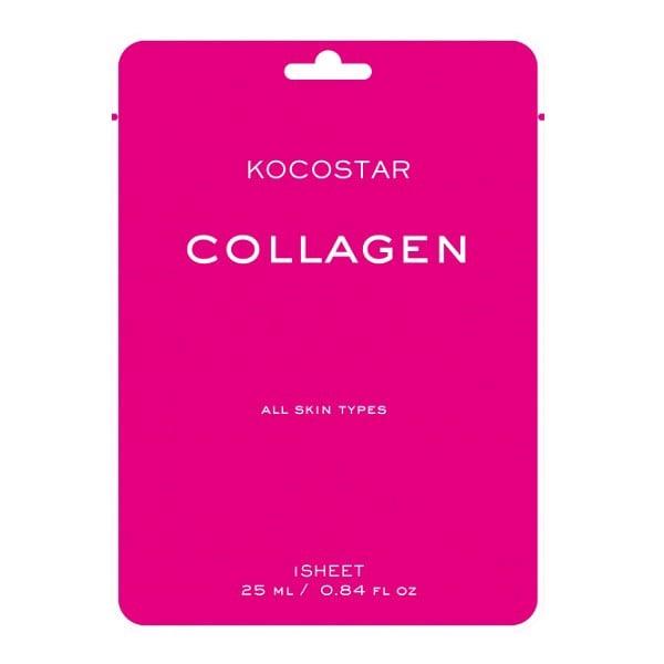 Mặt Nạ Dưỡng Ẩm Kocostar Collagen 25ml