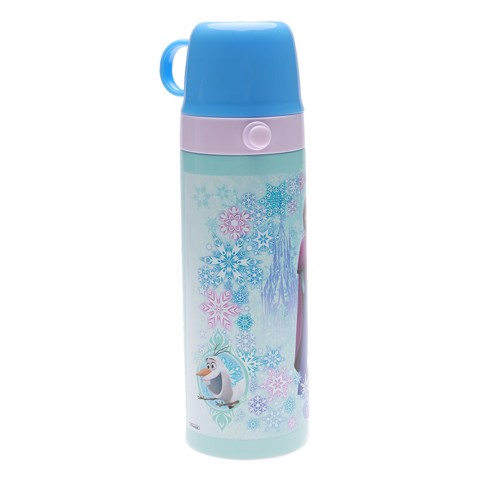 BÌNH GIỮ NHIỆT NÚT BẤM SKATER  470ML FROZEN 16 | Thermal Flask KATER 470ML FROZEN 16 (Press Button)