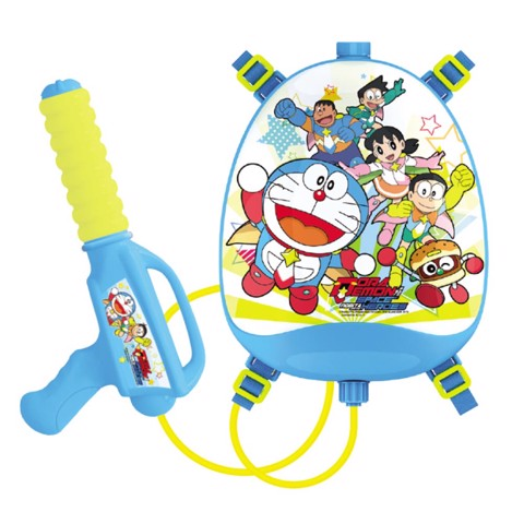 BALÔ PHUN NƯỚC DORAEMON DM-390 | Doraemon Water Gun Backpack DM-390