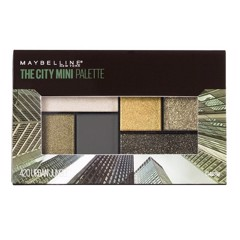 Bảng Phấn Mắt Maybelline The City Mini Palette 420 Urban Jungle 4g