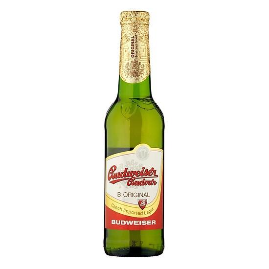 Bia Chai Vàng Budweiser Budvar 330ml - 3630676 , 03032923 , 261_1017394659 , 38900 , Bia-Chai-Vang-Budweiser-Budvar-330ml-261_1017394659 , aeoneshop.com , Bia Chai Vàng Budweiser Budvar 330ml