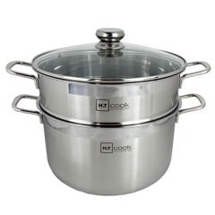Bộ Nồi Xửng 28cm HT-Cook ST28-1D