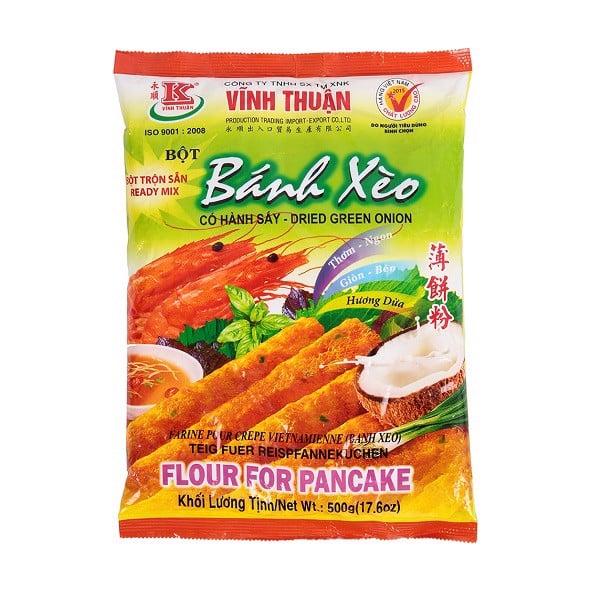 Bột Bánh Xèo Hành Sấy Vĩnh Thuận - Gói 500g