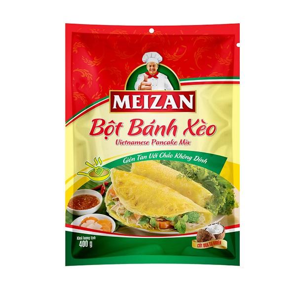 Bột Bánh Xèo Meizan (400g) - 9263168 , 04686156 , 261_1018451649 , 18500 , Bot-Banh-Xeo-Meizan-400g-261_1018451649 , aeoneshop.com , Bột Bánh Xèo Meizan (400g)