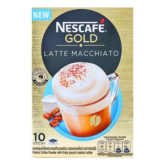 Cà Phê Nescafe Gold Latte Macchiato - 10 Gói x 20g (Mesa) - 10117250 , 04055402 , 261_1017392025 , 81900 , Ca-Phe-Nescafe-Gold-Latte-Macchiato-10-Goi-x-20g-Mesa-261_1017392025 , aeoneshop.com , Cà Phê Nescafe Gold Latte Macchiato - 10 Gói x 20g (Mesa)