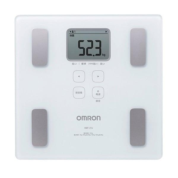 Cân Đo Lượng Mỡ Omron HBF-214