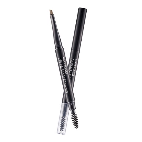 Chì Chân Mày Maybelline Define & Blend Brow Pencil Natural Brown