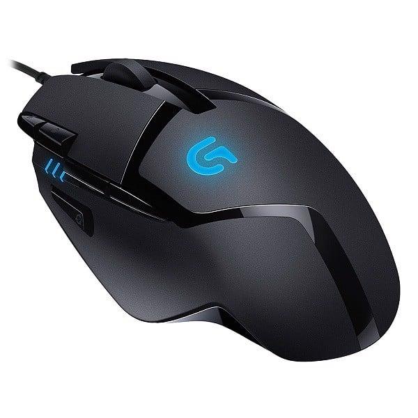 Chuột Gaming Logitech G402 Wired Đen