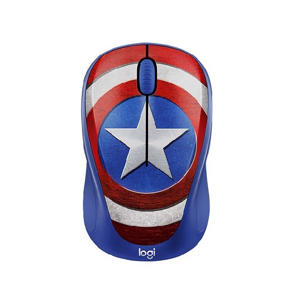 Chuột Logitech Wireless Captain America M238