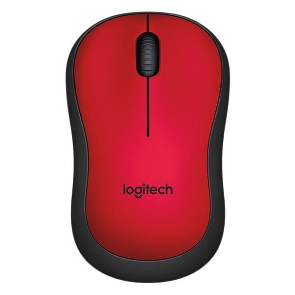 Chuột Logitech Wireless M221 Đỏ