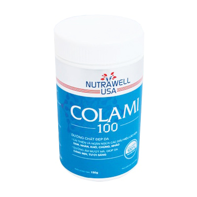 COLLAGEN COLAMI 100 - HỘP 150g