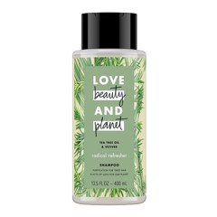 Dầu Gội Detox Love Beauty & Planet Radical Refresher 400ml