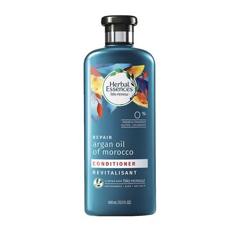 Dầu Xả Herbal Essences Tinh Dầu Moroccana Argan 400ml