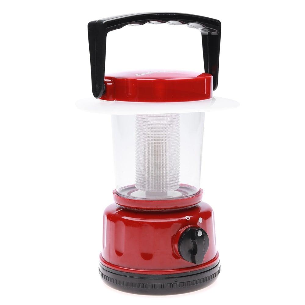 Đèn Cắm Trại Led Captain Stag (Đỏ) | Camping Lantern Captain Stag (Led,Red)