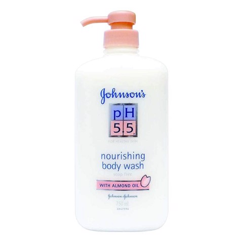 SỮA TẮM JOHNSON'S PH5.5 750ML