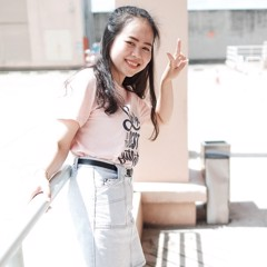 Áo Thun Ngắn Tay In Chữ Smile Is The Best Màu Hồng Giorno Mimosa 0720