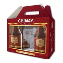 Hộp 3 Chai Bia Chimay Red 330ML