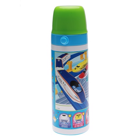 BÌNH GIỮ NHIỆT NẮP LY SKATER 600ML TOMICA 16 | Thermal Flask SKATER 600ML TOMICA 16