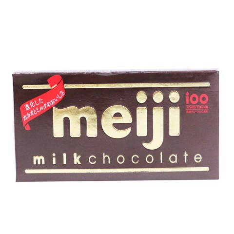 Chocolate Sữa Meiji