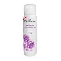 Xịt Khử Mùi Enchanteur Sensation 150ml