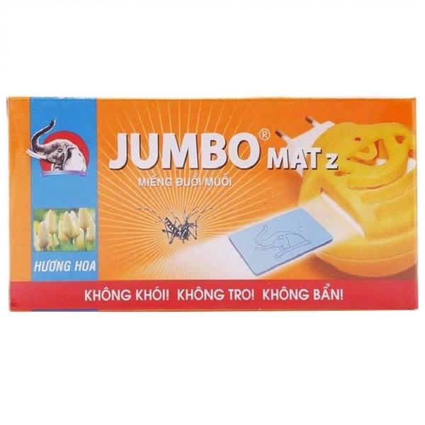 Miếng Đuổi Muỗi Jumbo Hương Hoa 25g