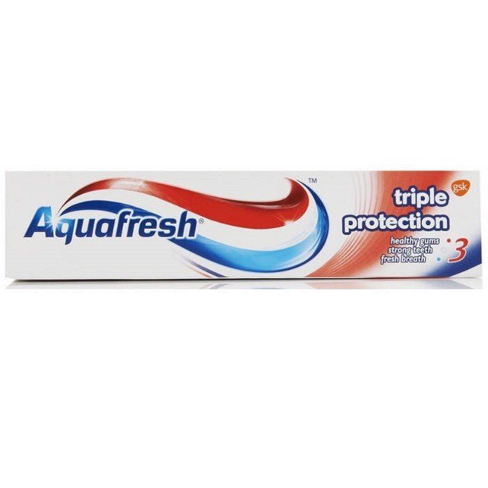 Kem Đánh Răng Aquafresh Triple Protection 100ml