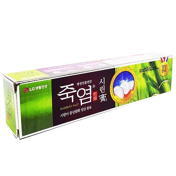 Kem Đánh Răng Bamboo Salt Sensitive 140g