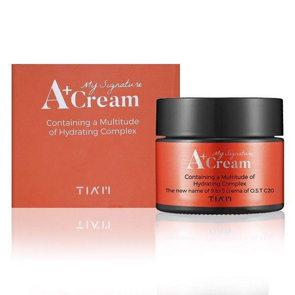 Kem Dưỡng Da TIA'M My Signature Red A+ Cream 50ml
