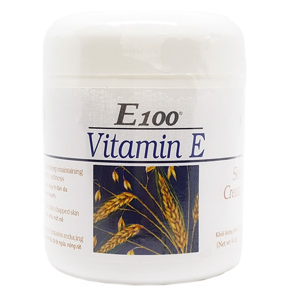 Kem Dưỡng Thể E100 Vitamin E 230g