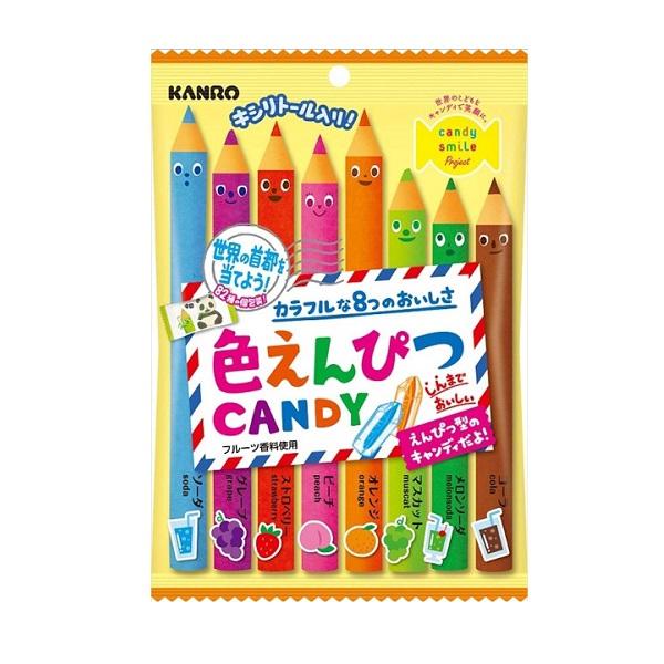 Kẹo Bút Chì Màu Kanro Candy (80g) - 10001322 , 03639818 , 261_1018432427 , 59900 , Keo-But-Chi-Mau-Kanro-Candy-80g-261_1018432427 , aeoneshop.com , Kẹo Bút Chì Màu Kanro Candy (80g)