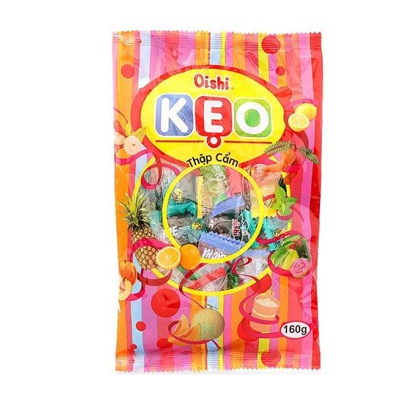 Kẹo Oishi Thập Cẩm 160g